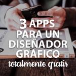 3 Apps para un Diseñador Gráfico
