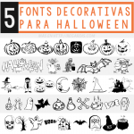 5 Fonts decorativas para Halloween