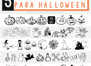 5 Fonts Decorativas para Halloween