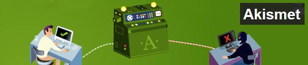 Akismet - Top 10 Plugins WordPress