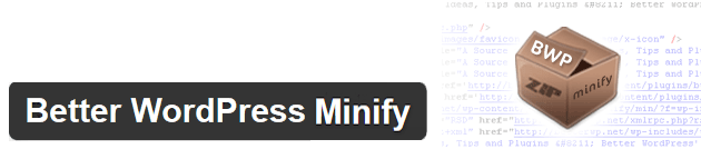 Better WordPress Minify - Top 10 Plugins WordPress