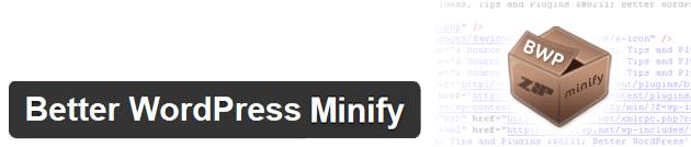 Better WordPress Minify - Top 10 Plugins WordPress
