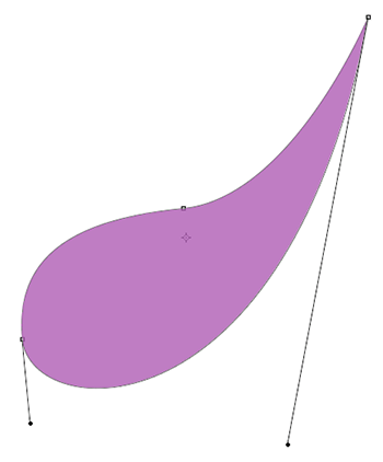 Utilizar el pentool para crear una figura en Photoshop