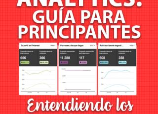 Pinterest Analytics: Guía para principantes