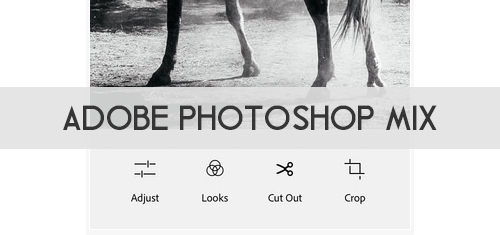 Adobe Photoshop Mix: App de Photoshop en tu celular