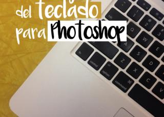 5 Atajos del teclado para Photoshop