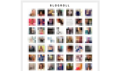 Blogroll para Tumblr