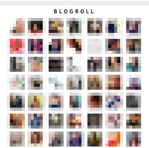 Cómo mostrar tu Blogroll en Tumblr
