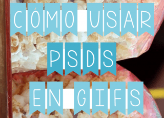Cómo usar PSDs en GIFs con Photoshop