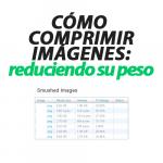 Cómo comprimir imágenes automáticamente en WordPress