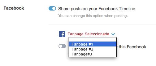 Cómo compartir los posts de Tumblr en tu Fanpage automáticamente