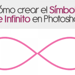 Crear Símbolo de Infinito en Photoshop