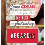 Crear Logo como el de Netflix en Photoshop