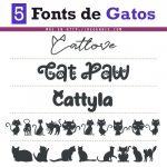 Fuentes de Gatos Gratis