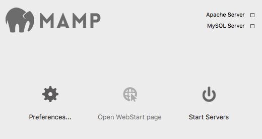 Solución: MAMP no se inicia