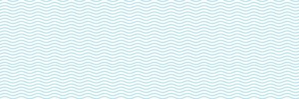 Pattern minimalista de ondas