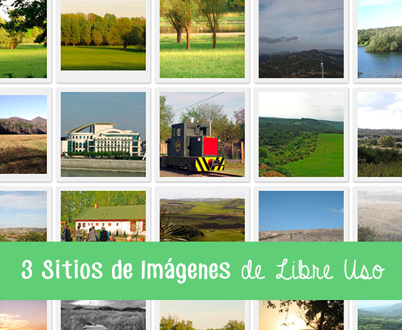 3 Sitios de Imagenes de Libre Uso