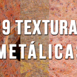 19 Texturas Metálicas HD Gratis
