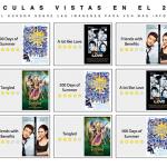 Tumblr Theme Page: Lista de Películas vistas en 2015