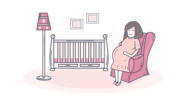 Vectores Día de La Madre - Madre embarazada