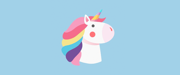 Descargar vectores de unicornios gratis